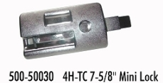 "4H-TC 7-5/8"" Mini Lock"