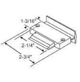 Spring Type Slider Latches 900-11566A