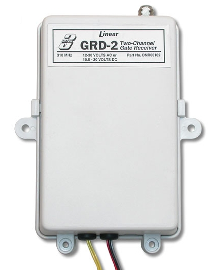 Linear Grd 2 Two Channel Gate Receiver Linear Grd 2 Two
