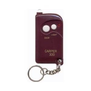 Carper 300 Garage Door Opener Remote - Multicode Compatible