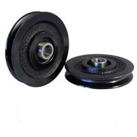 3 Inch Cast Iron Sheave Pulley