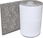 "Commercial Insulation Roll 24"" x 10'"