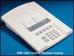 Linear DVS-1200 Supervised Wireless Security Console